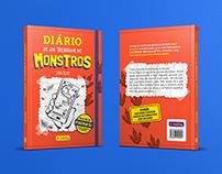 diário de um treinador • cover and illustrations