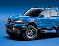 2021 Ford Bronco Raptor