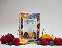 Fruit Chews Packaging