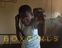Boxgirls - Short documentary