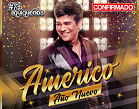 Americo en IQUIQUE/Año nuevo 2019