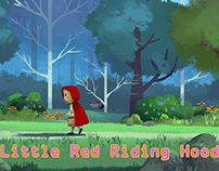 Red Riding Walk