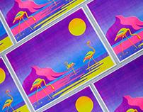Phosphor Prints - Series 01