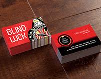 Blind Luck Brand Design