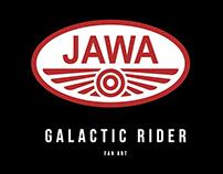 The Galactic Jawa Rider