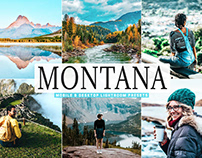 Free Montana Mobile & Desktop Lightroom Presets