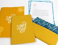Sunny Day Cafe - Rebrand