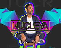 Nucleya Event Poster
