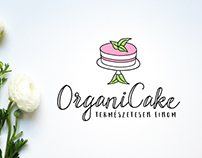 OrganiCake Branding