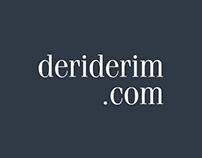 Deri Derim / Website