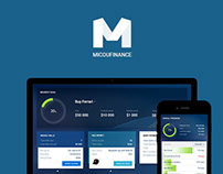 UI/UX for Micoufinance