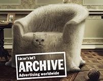 Champion Katt Indoor - Armchair