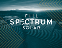 Full Spectrum Solar Branding Project