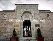 Heritage Studies / Rustem Pasha Madrasah