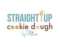 Straight Up Cookie Dough