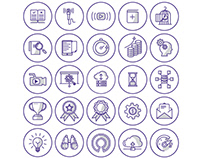 Set icons for web project