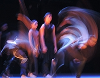Telegrama a los àngeles. Danza Contemporànea. CEPRODAC.