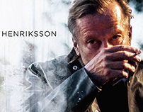 Wallander 3, DVD Set - Cover and packaging