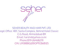 Seher Beauty & Hair Pvt. Ltd