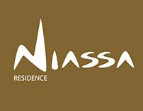 NIASSA Residence - brand and AD