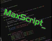 MaxScripts
