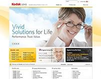 Kodak - Database driven content management solution.