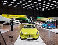 AutoSalon Geneva Mercedes Benz