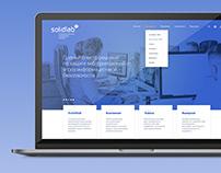 Solidlab web design