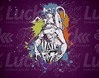 Hall Of Fame  - Encontro Internacional de Graffite