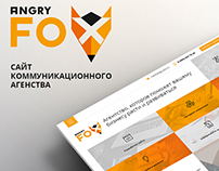 Web site for ANGRY FOX