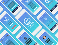 Dream App UI Design