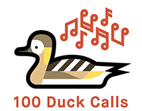 100 Duck Calls: the 1000 Ducks Audio Companion