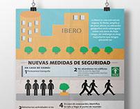 Carteles Universidad Ibero I