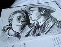 Biro Sketchbook