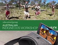 Aboriginals VR Educational Workshop