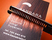 Barbara Kiełtyka Branding