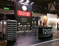 Triplo - Stand fiera Myplant