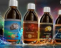 Vitacolloids product visuals