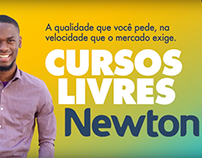 Newton Paiva ۰ Cursos Livres