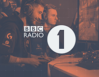 BBC Radio One - Million Dollar Gamers
