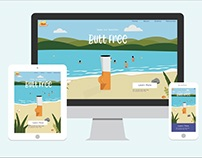 Beach Clean Website