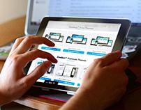 Design your Responsive Website.