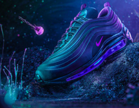 Nike Air Max 97 - Evolution