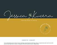 Identidade Visual - Jéssica Kucera