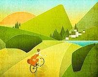 Valley rider