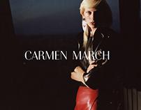 Carmen March - Branding