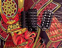 Dying Samurai: Palehorse Guitar Design