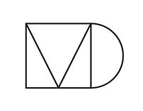 personal logo design | MDV