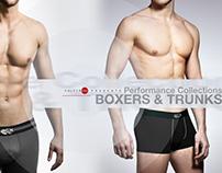 ACX Men's Performance Boxers & Trunks Presentation