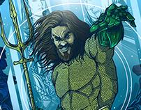 Aquaman alternative poster